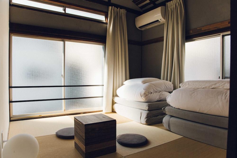 도쿄 게스트하우스 하나레 일본식 객실