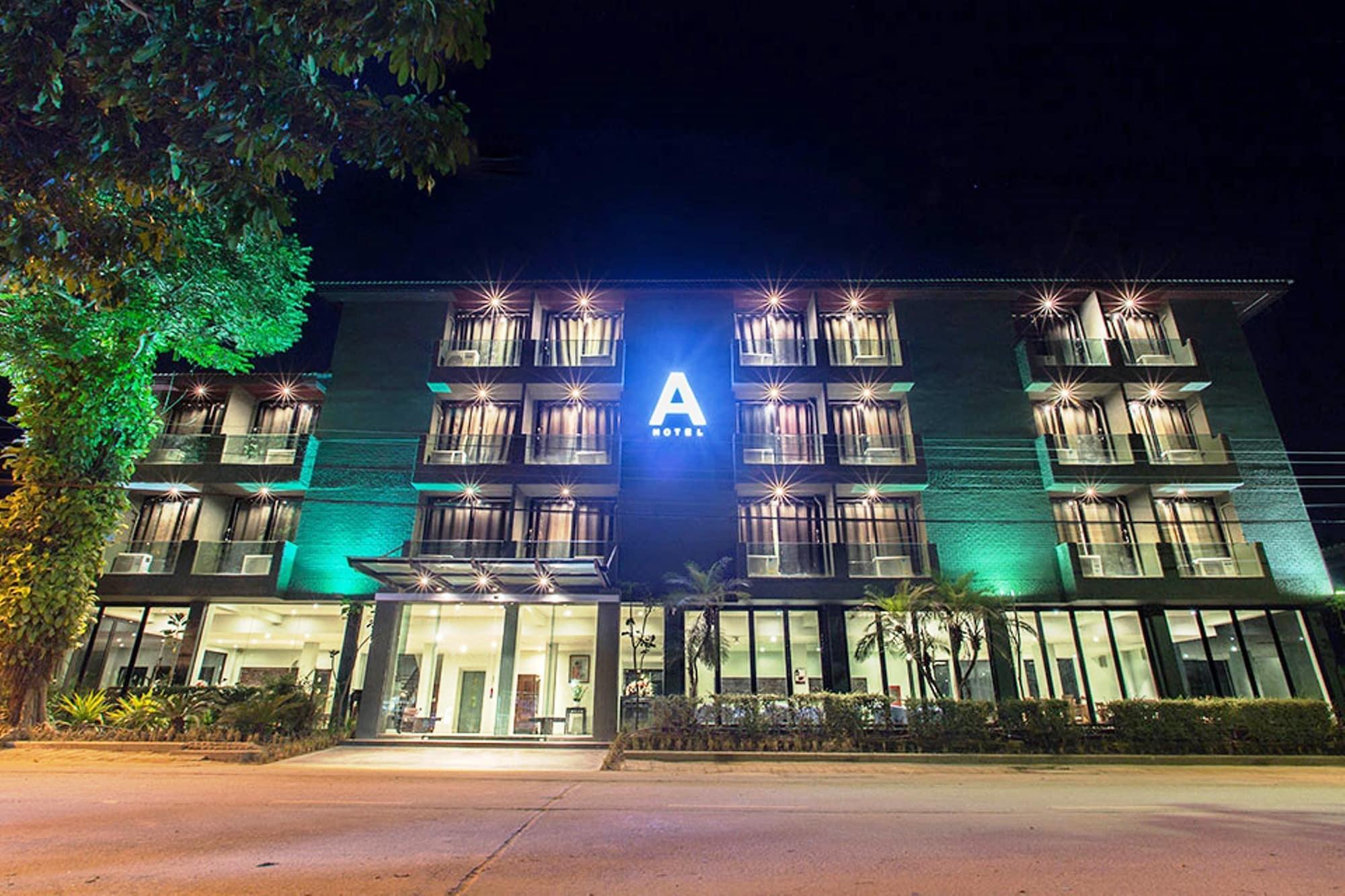 A Hotel Budget, Chiang Saen