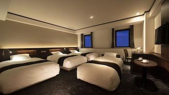 Comfort Quadruple Room, Multiple Beds, Non Smoking