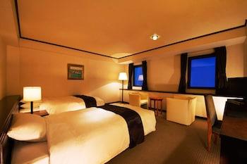 スタンダード ツインルーム 2 ベッドルーム シングルユース 喫煙|22㎡|プリンセスガーデンホテル