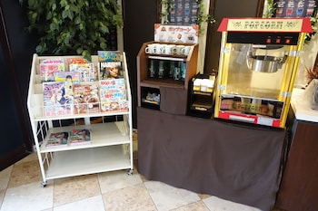 HOTEL CARNEVAL - ADULTS ONLY Vending Machine