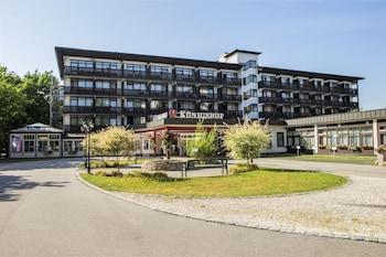 約翰尼斯貝德科尼格斯港口飯店 Johannesbad Hotel Königshof