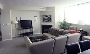 Premier Apartment, 2 Bedrooms, 2 Bathrooms