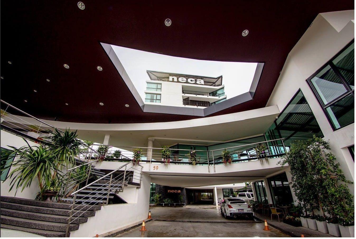 Neca Complex Apartment, Hat Yai