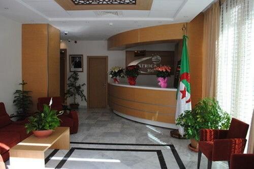 Hotel Africa Nova, Kouba