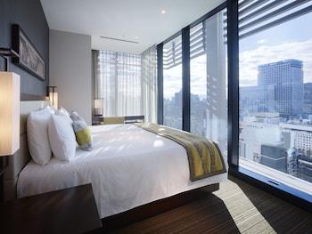 1ベッドルーム デラックススイート|55㎡|オークウッドプレミア東京