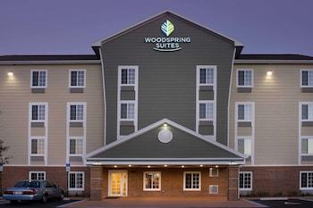 沃思湖伍德斯普林套房飯店 WoodSpring Suites Lake Worth