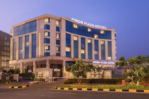 Nowe Delhi - Pride Plaza Hotel Aerocity New Delhi - ze Szczecina, 1 kwietnia 2021, 3 noce