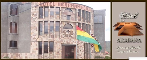 Hotel Akapana, Ingavi