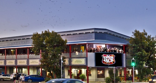 The Jack Backpackers, Cairns  - City