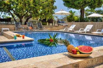 Hotel Santorini Casablanca Santa Marta