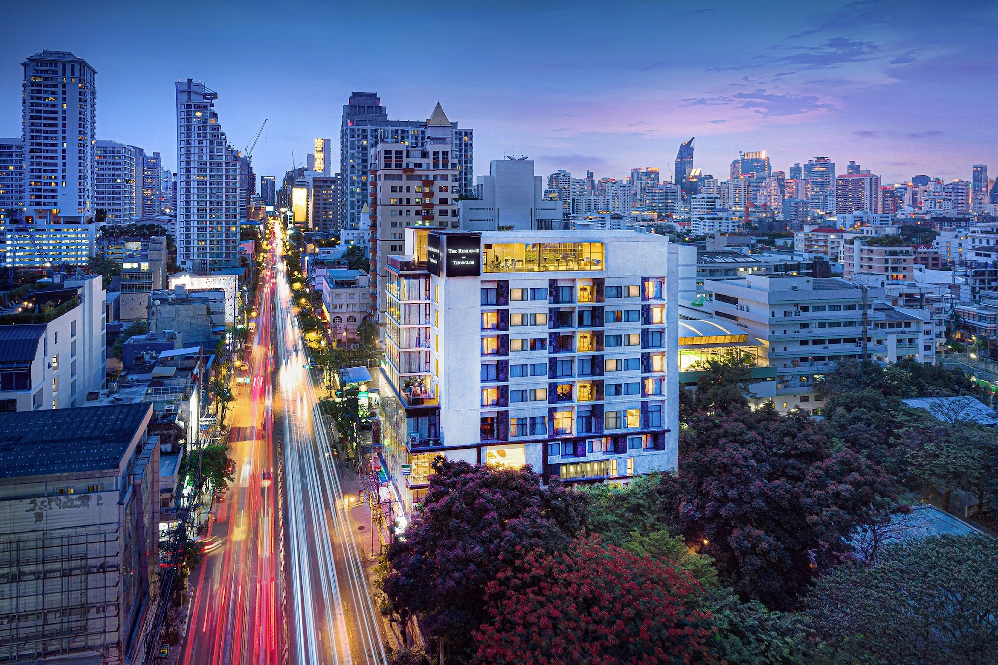 The Residence on Thonglor by UHG, Wattana
