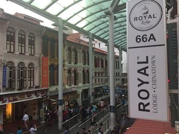 Hotel - Royal Lodge @ Pagoda Street - Hostel