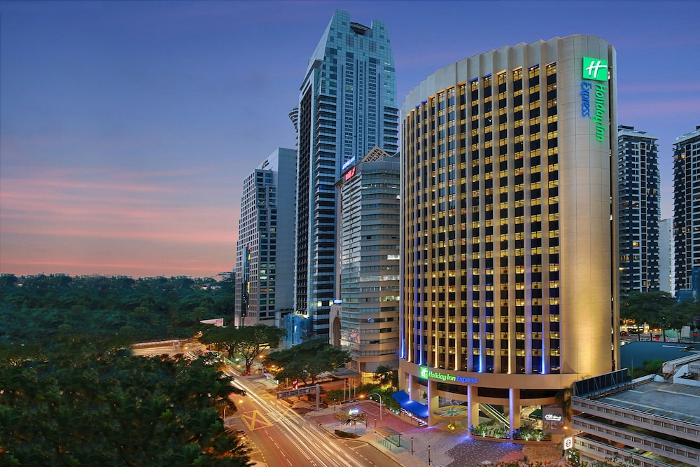 Holiday Inn Express Kuala Lumpur City Centre, Featured Image