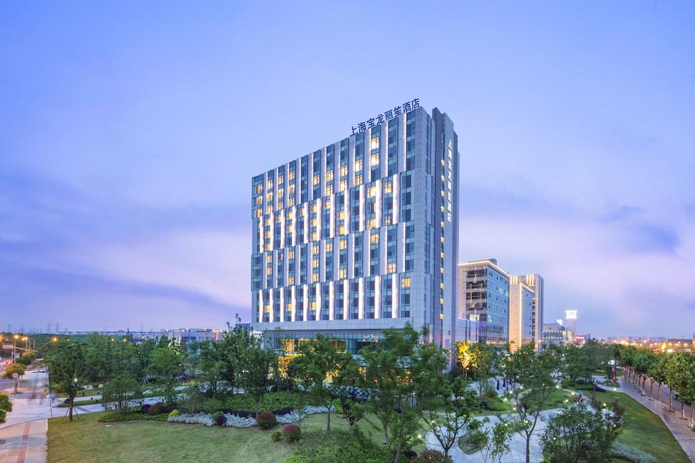 ラディソン ブル上海浦東ジンチャオ (上海宝龙丽笙酒店)