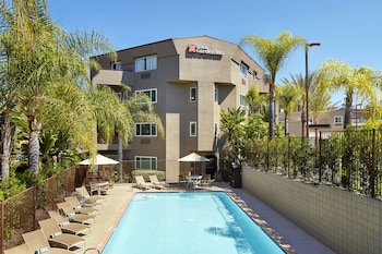 聖地牙哥使命谷體育場希爾頓花園飯店 Hilton Garden Inn San Diego Mission Valley Stadium