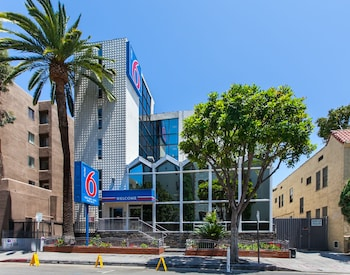Hotel - Motel 6 Hollywood