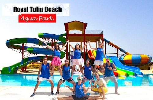 Royal Tulip Beach Resort - All Inclusive, Marsa 'Alam