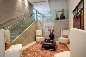 Mosaique Apartments by CorporateStays - Lobby Sitting Area  - #0