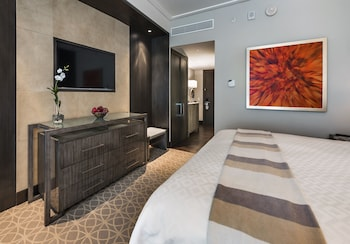 Room, 1 King Bed, Accessible (Mobility, Transfer Shower)