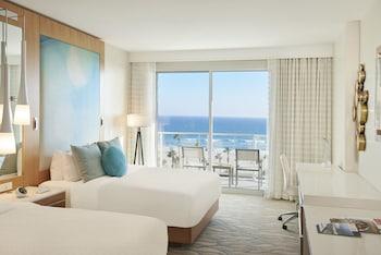 Room, 2 Queen Beds, Oceanfront