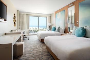 Room, 2 Queen Beds, Ocean View