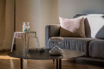ABA Athens Boutique Apartments - Living Room  - #0