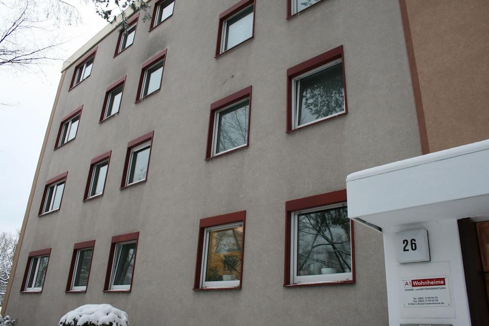 Hotel A1 Hostel Nürnberg