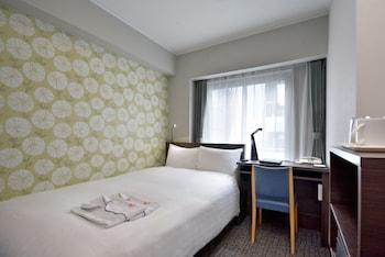 (2018年改装) セミダブルルーム 禁煙 13㎡ プレミアホテル- CABIN -新宿