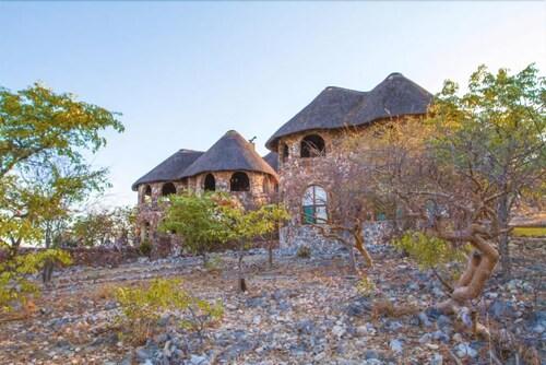 Eagle Tented Lodge & Spa, Uuvudhiya