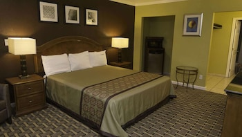 Room, 1 King Bed, Non Smoking, Refrigerator