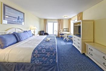 Premium Room, 1 King Bed, Oceanfront (1st Floor )