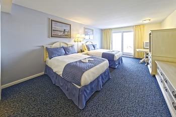 Premium Room, 2 Double Beds, Oceanfront