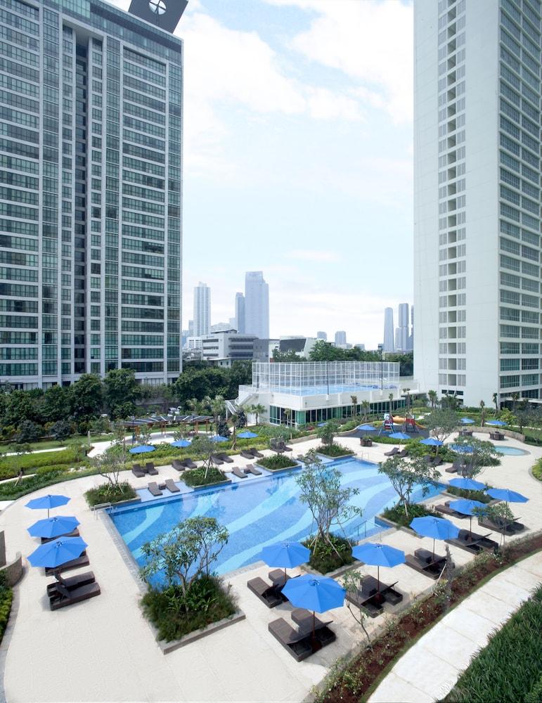Hotel Fraser Place Setiabudi Jakarta