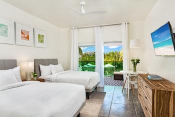 Luxury Double Room, 2 Double Beds