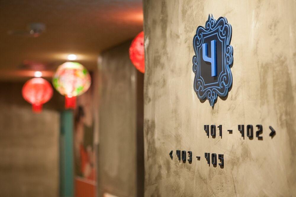 ジェン シャン ホテル (建山大旅社)