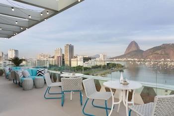 里約熱內盧優 2 城間飯店 Yoo2 Rio de Janeiro by Intercity