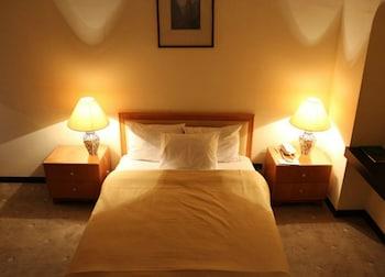 Standard Tek Büyük Yataklı Oda, Dağ Manzaralı