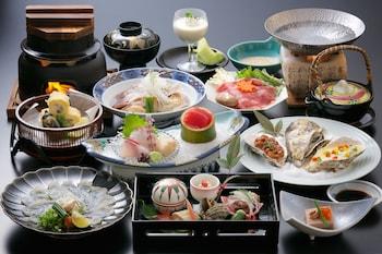 JUKEISO Ryokan Dining