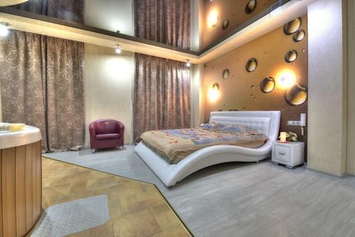 Alex Hotel on Bogatyrsky, Sankt-Peterburg gorsovet