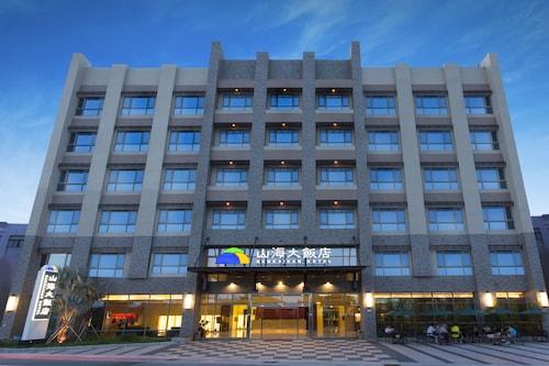 Sankaikan Hotel, Chiayi County