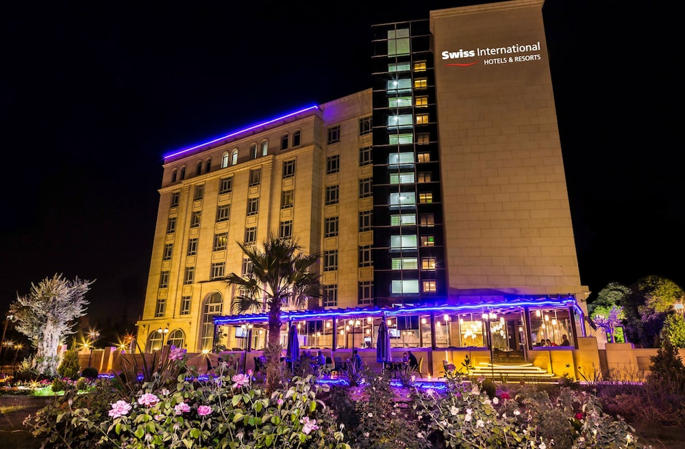 Olive Tree Hotel Amman