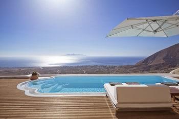 Hotel - Kamini Santorini Luxury Villas
