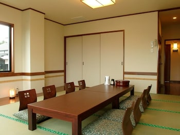 和室|縄文の宿 まんてん