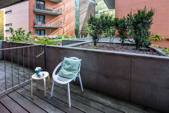 FriendHouse Apartments - City Center - Terrace/Patio  - #0