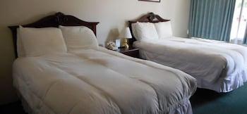 Guestroom at Highlander Motel in Arlington