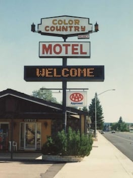 Hotel - Color Country Motel