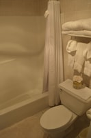 Hotel Queen Bed with Pullout Sofa (Non Oceanfront)
