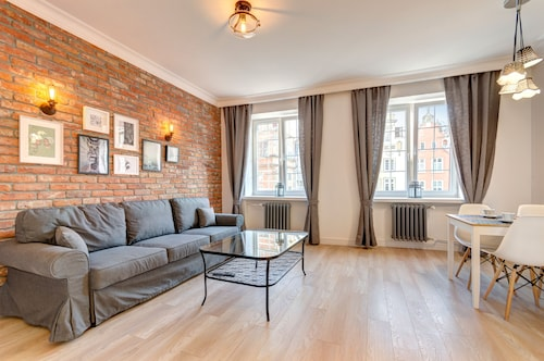 Gdańsk - Dom & House - Apartments Dluga Gdansk - z Wrocławia, 22 marca 2021, 3 noce