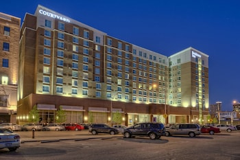 堪薩斯城市中心會議中心萬怡飯店 Courtyard by Marriott Kansas City Downtown/Convention Center